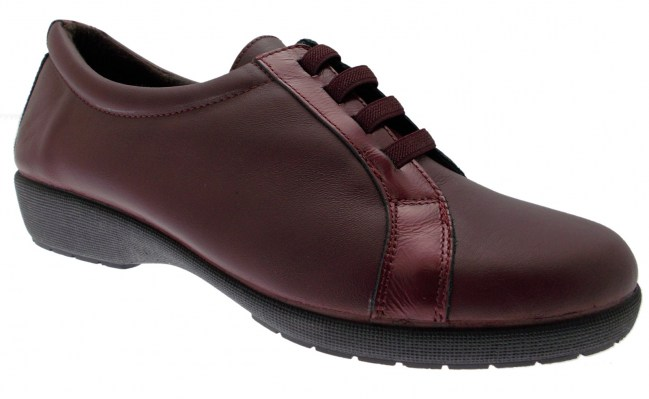 Doctor Cutillas 41503 sneaker sleep on bordeaux plantare memory form