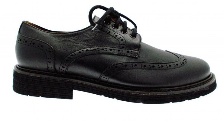 inglesina laced classic leather black art 364
