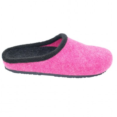 HELMUT TRUNTE special numbers Shoes fuchsia lana cotta heel 1 cm