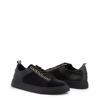 Marina Yachting Sneakers Donna Autunno/Inverno Nero RAINBOW162W610251_BLACK