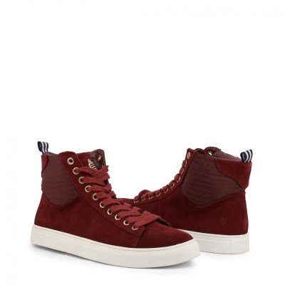 Marina Yachting Sneakers Donna Autunno/Inverno Rosso RAINBOW162W611321_AMARENA