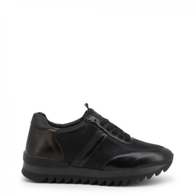Marina Yachting Sneakers Donna Autunno/Inverno Nero TANK172W689961_BLACK
