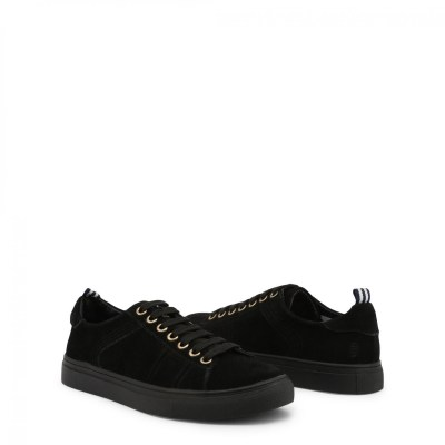 Marina Yachting Sneakers Donna Autunno/Inverno Nero RAINBOW162W61010_BLACK