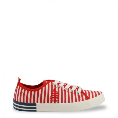 Marina Yachting Sneakers Donna Primavera/Estate Rosso VENTO181W620852_OFFW-RED