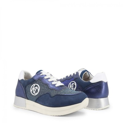 Henry Cottons Sneakers Donna Continuativi Blu HAYLING_BLUE-OFF