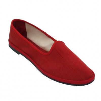 FRIULANE  Shoes Red Fabric heel  cm