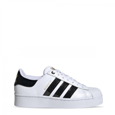 Adidas Sneakers Donna Continuativi Bianco FV3336_SuperstarBold-W