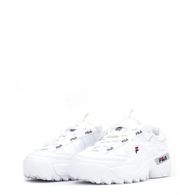 Fila Sneakers Donna Continuativi Bianco D-FORMATION-W_1010856_92N