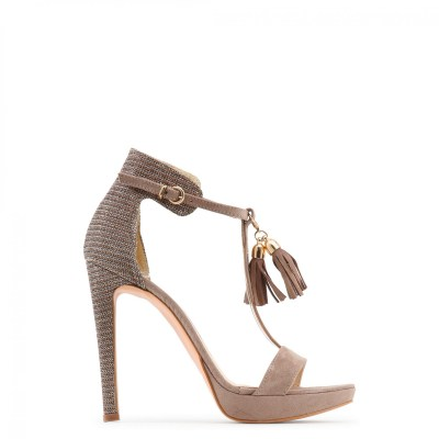 Made in Italia Sandali Donna Primavera/Estate Marrone LISA-P_TAUPE_BRONZO