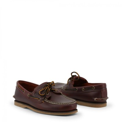 Timberland Mocassini Uomo Primavera/Estate Marrone CLASSICBOAT_TB02507_72141_LTBROWN