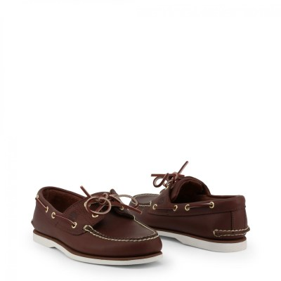 Timberland Mocassini Uomo Primavera/Estate Marrone CLASSICBOAT_TB07403_52141_DKBROWN