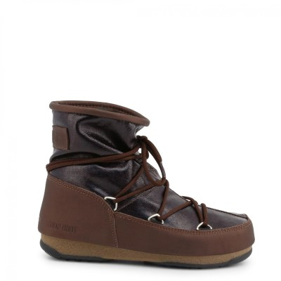 Moon Boot Stivaletti Donna Autunno/Inverno Marrone 24005500-001