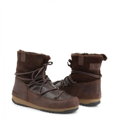Moon Boot Stivaletti Donna Autunno/Inverno Marrone 24006100-002