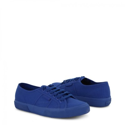 Superga Sneakers Unisex Primavera/Estate Blu 2750-COTU-CLASSIC_S000010-A01_BRIGHT-BLUE