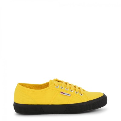 Superga Sneakers Unisex Primavera/Estate Giallo 2750-COTU-CLASSIC_S000010-G32_SUNFLOWER-BLACK