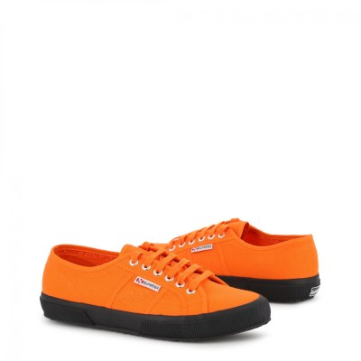 Superga Sneakers Unisex Primavera/Estate Arancione 2750-COTU-CLASSIC_S000010-G33_ORANGE-BLACK