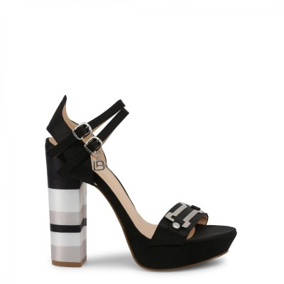 Laura Biagiotti Sandali Donna Primavera/Estate Nero 5353_SATIN_BLACK