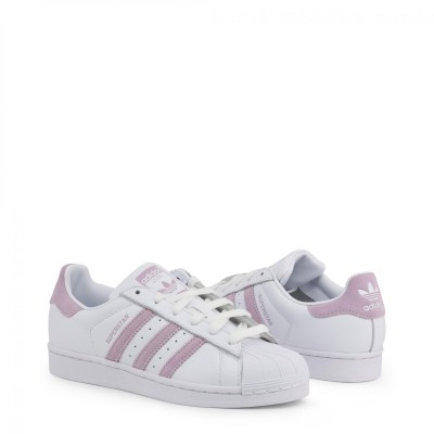 Adidas Sneakers Donna Continuativi Bianco EE7400_Superstar
