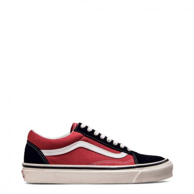 Vans Sneakers Unisex Continuativi Rosso OLDSKOOL36_VN0A38G2UBS1