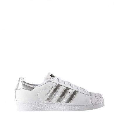 Adidas Sneakers Donna Continuativi Bianco AQ3091_Superstar