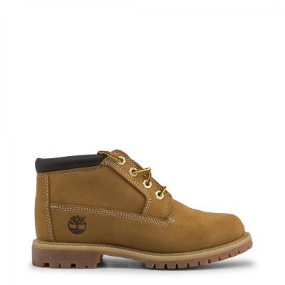 Timberland Stivaletti Donna Autunno/Inverno Marrone AF-NELLIE-DBLE-YELLOW_23399