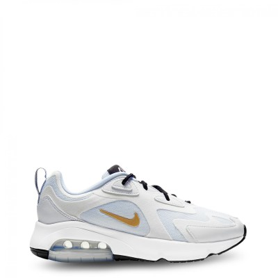 Nike Sneakers Donna Continuativi Bianco AT6175-102_AirMax200