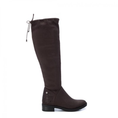 Xti Stivali Donna Autunno/Inverno Marrone 49375_GREY