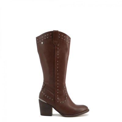 Xti Stivali Donna Autunno/Inverno Marrone 49445_BROWN