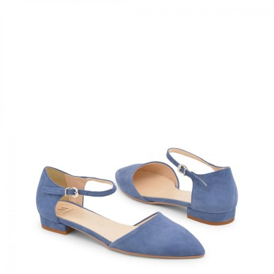 Made in Italia Ballerine Donna Primavera/Estate Blu BACIAMI_JEANS