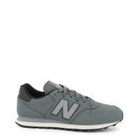 New Balance Sneakers Uomo Continuativi Grigio GM500LB1