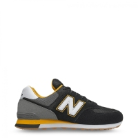 New Balance Sneakers Uomo Continuativi Grigio ML574SKA