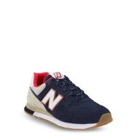 New Balance Sneakers Uomo Continuativi Blu ML574SKB