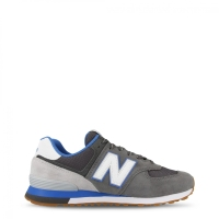 New Balance Sneakers Uomo Continuativi Grigio ML574SKC