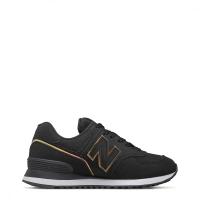 New Balance Sneakers Donna Continuativi Nero WL574CLG