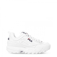 Fila Sneakers Uomo Continuativi Bianco DISRUPTOR-LOW_1FG-1010262