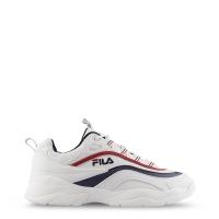 Fila Sneakers Uomo Continuativi Bianco RAY-LOW-M_150
