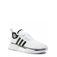 Adidas Sneakers Unisex Continuativi Bianco FV8727_NMD_R1