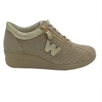 Melluso  Shoes Beige nabuk heel 2 cm