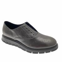 DONNA SOFT DS1221 scarpa donna accollato slipon shoes inglesina