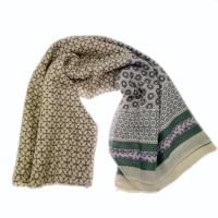 ELK pashmina sciarpa foulard con tripla fantasia leggera