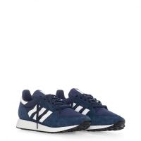 Adidas Sneakers Uomo Continuativi Blu CG5675_ForestGrove