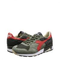 Diadora Heritage Sneakers Uomo Continuativi Verde TRIDENT_90_S_70432_VERDE