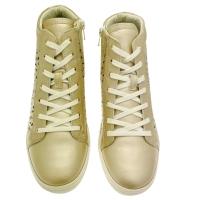 Calzaturificio Loren C3886 scarpa donna ortopedica predisposta per plantare  sneaker alta