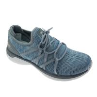 ADRUN 9003 FIT DAY sneaker grigio azzurro elasticizzata