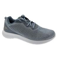 ADRUN 8707 FLEX POWER sneaker grigio azzurro elasticizzata