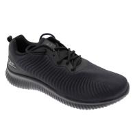 ADRUN 8707 FLEX POWER sneaker nero unisex elasticizzata