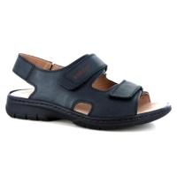 ROBERT 03310 sandalo per uomo  47 nero